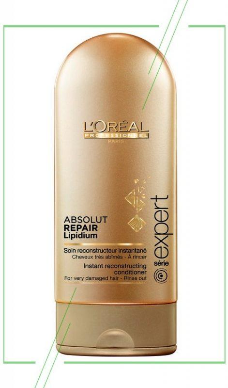 L'Oreal Professionnel Absolut Repair Lipidium Instant Reconstructing Conditioner_result