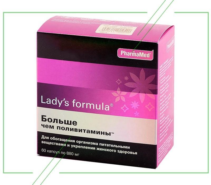 Lady's formula. Больше чем поливитамины_result