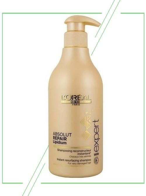 L'Oreal Professionnel Absolut Repair_result