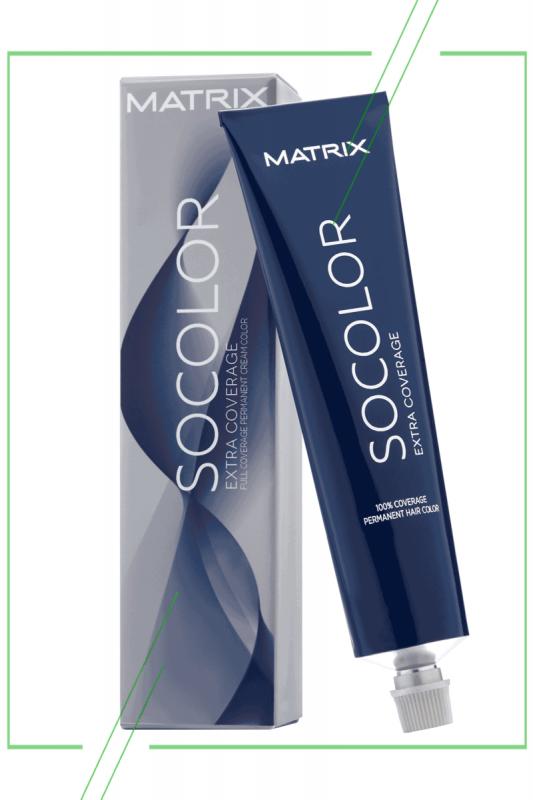 Matrix Socolor_result