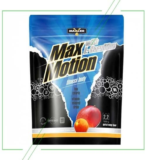 Maxler Max Motion with L-Carnitine_result