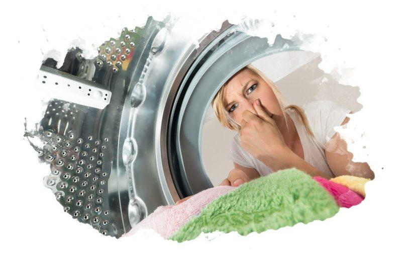 Избавляемся от неприятного запаха в стиральной машине: 5 эффективных средств