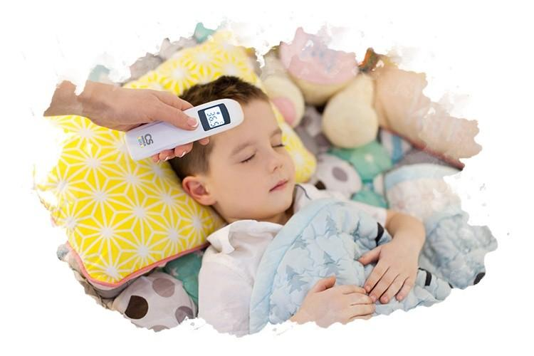 как пользоваться инфракрасным термометром