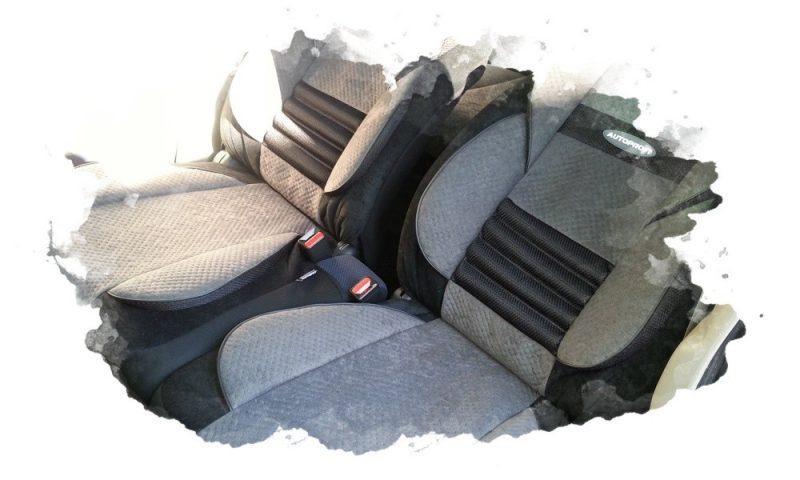 ТОП-7 лучших чехлов на сиденья автомобиля