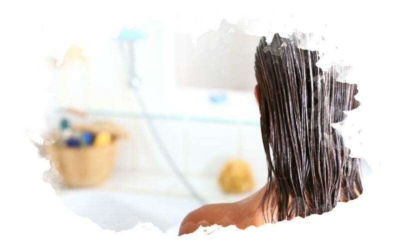 косметическое средство для волос
