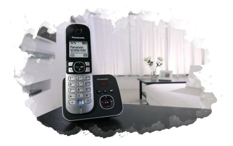 радиотелефон для дома