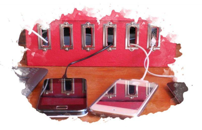 коробка для маскировки соединения проводов