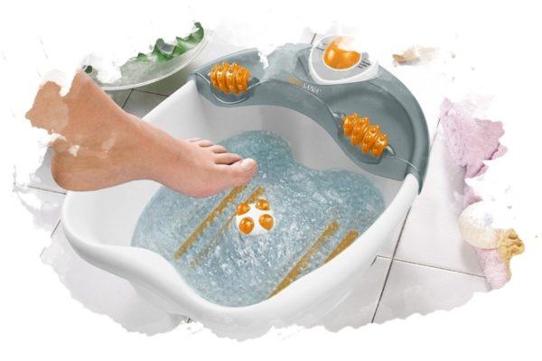 ТОП-7 лучших массажных ванночек для ног: какую выбрать, плюсы и минусы, отзывы