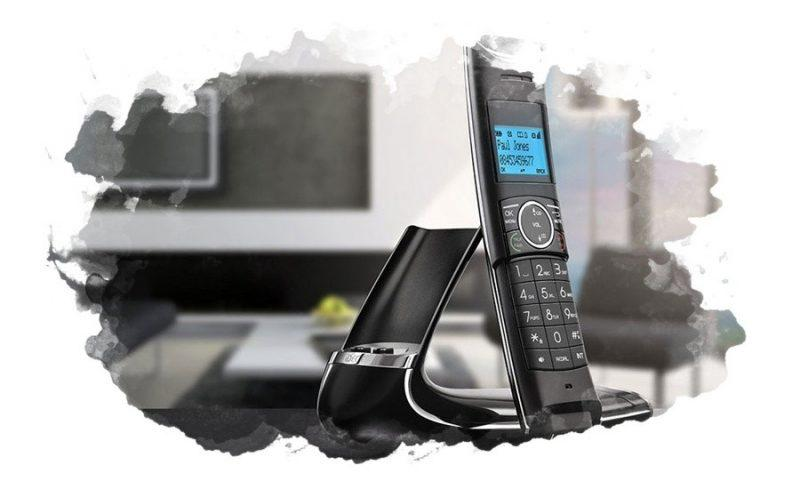 современный радиотелефон