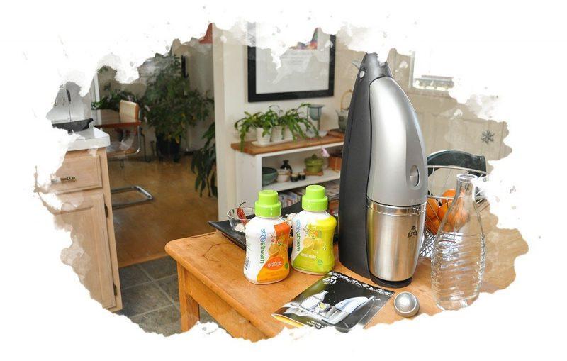 сифон для газирования воды в доме