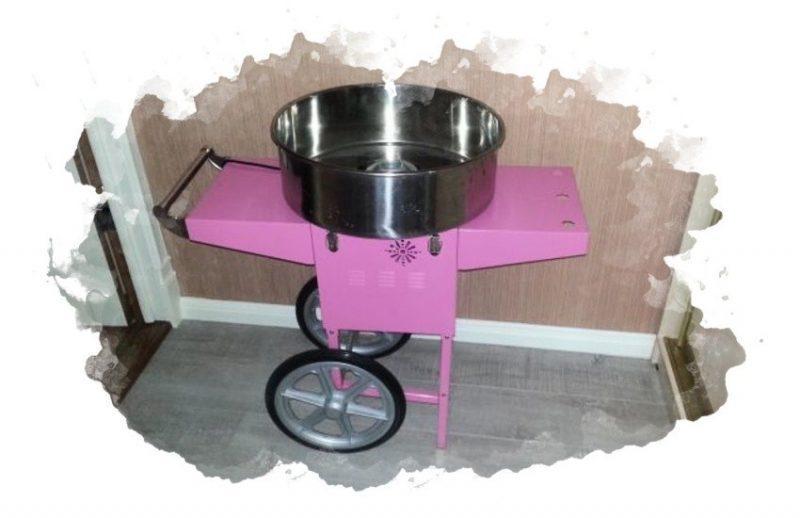 устройство для приготовления сахарной ваты
