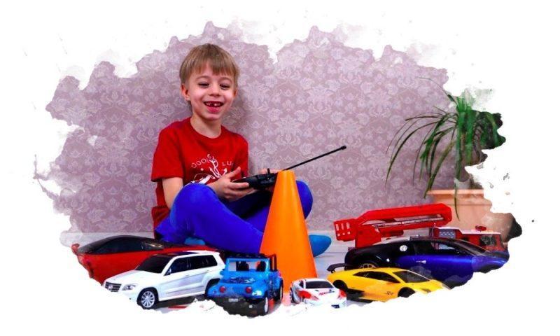 ТОП-7 лучших радиоуправляемых машинок для детей