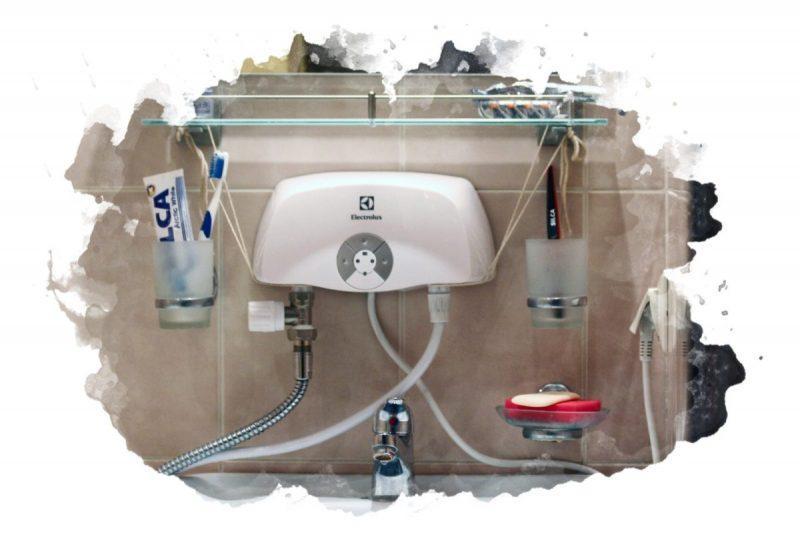 ТОП-7 лучших электрических проточных водонагервателей