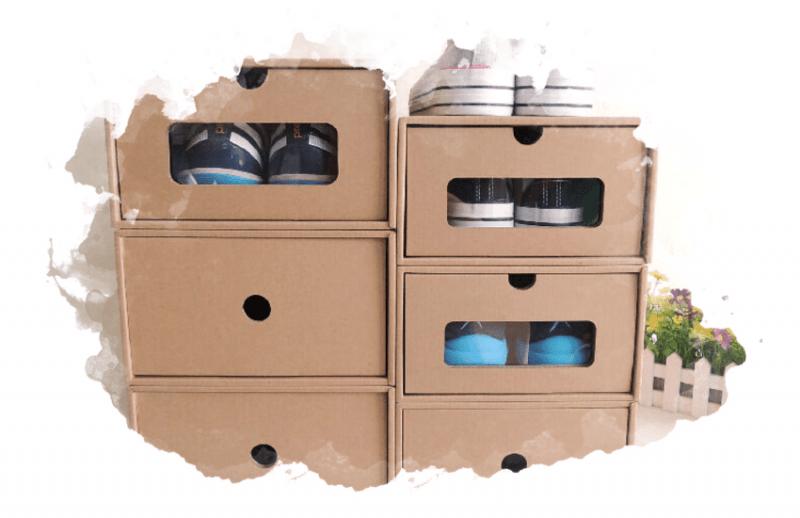 Обувная коробка: 5 практичных способов использования в быту