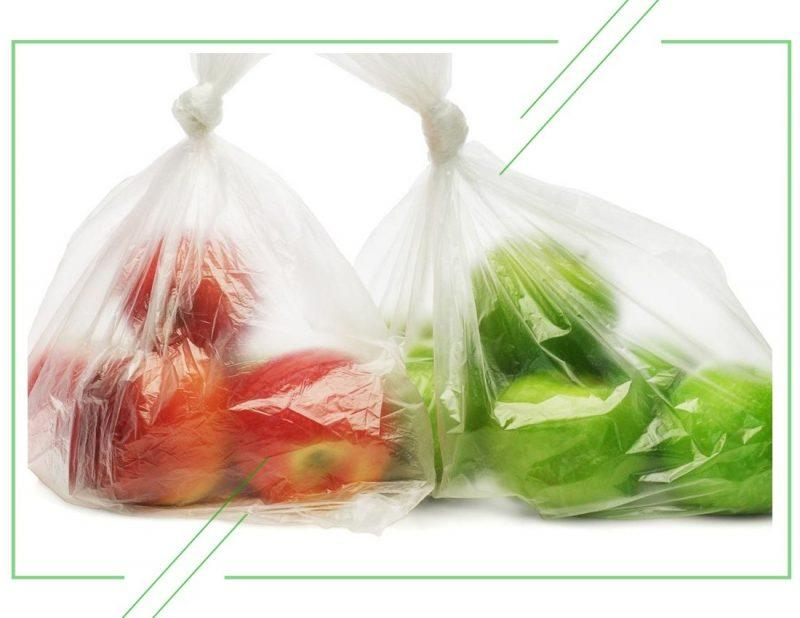 продукты в пакете