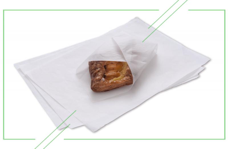 как заворачивать продукт в пергамент