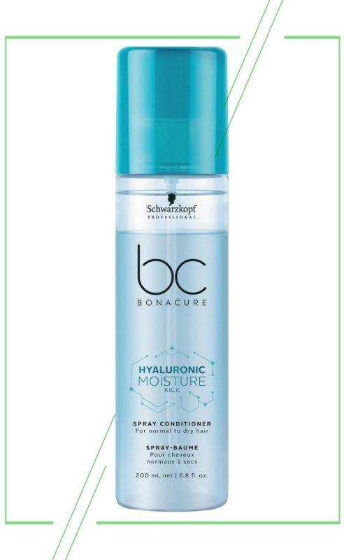 Schwarzkopf Professional BC Bonacure Moisture Kick Spray Conditioner_result