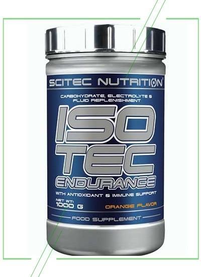 Scitec Nutrition Isotec Endurance_result