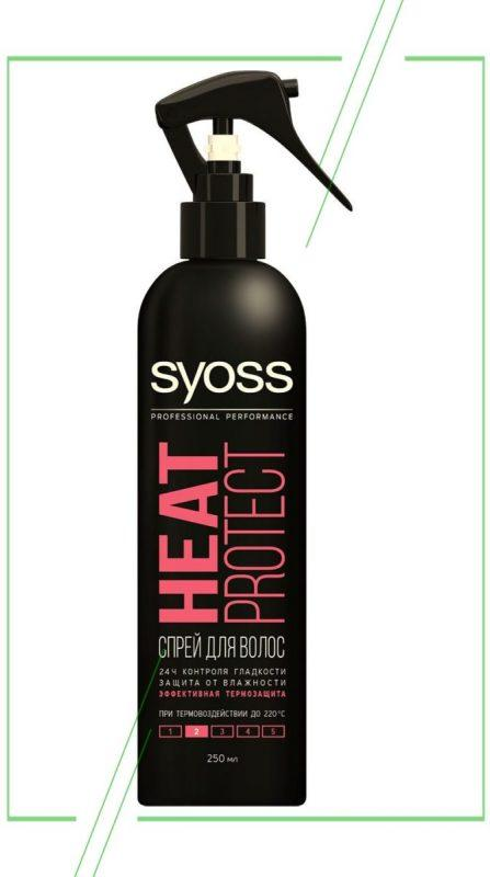 Syoss Heat protect_result