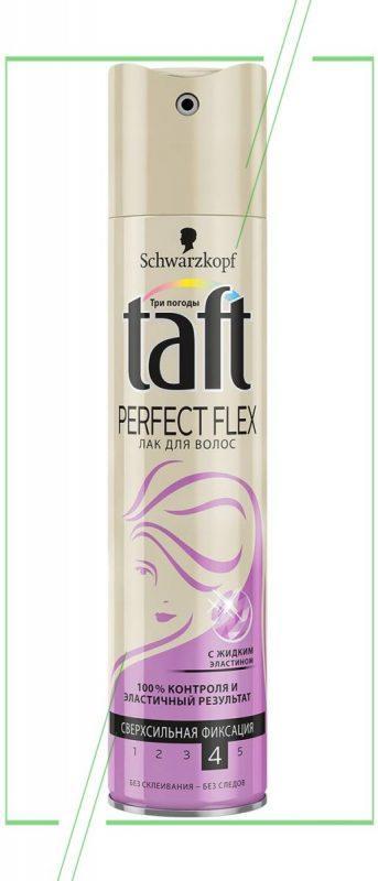 Taft Perfect Flex с жидким эластином_result