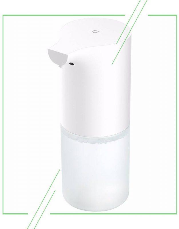 Xiaomi Mijia Automatic Foam Soap Dispenser_result