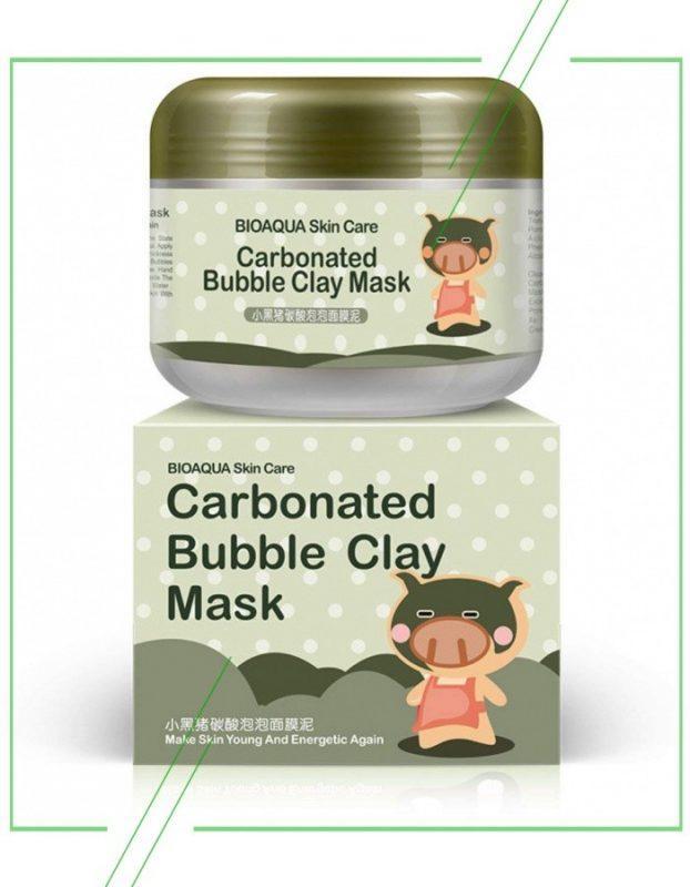 Bioaqua Carbonated Bubble Clay Mask_result