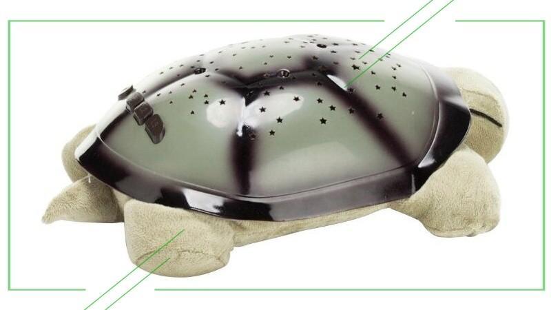 BRADEX Звездная черепашка DE 0040_result