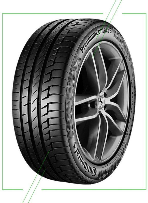 Continental PremiumContact 6 205 55 R16 91H летняя_result