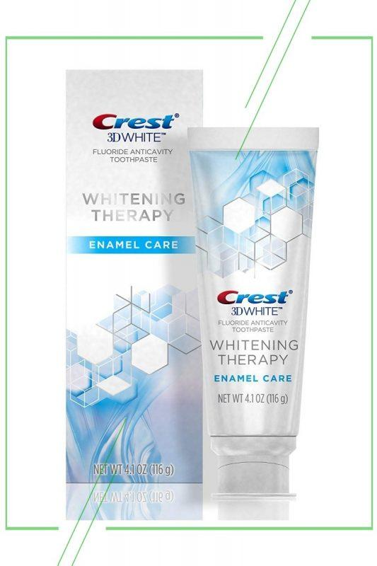 Crest 3D White Whitening Therapy Enamel Care_result