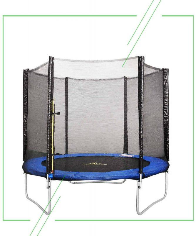 DFC Trampoline Fitness 5FT-TR-E_result