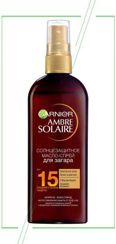 Garnier Ambre Solaire_result