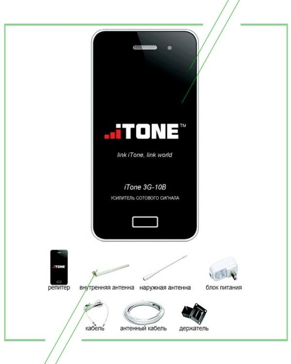 iTONE GSM-10B_result