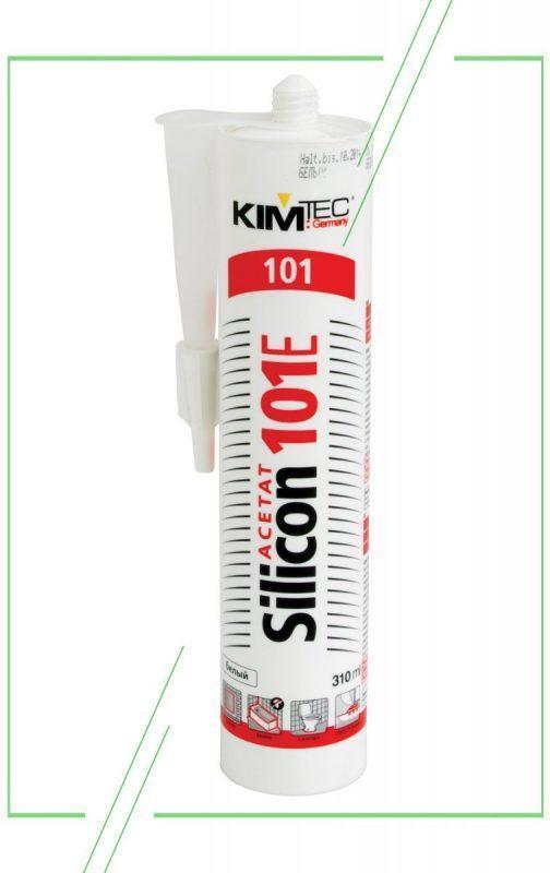 KimTec Silicon Acetat 101E_result