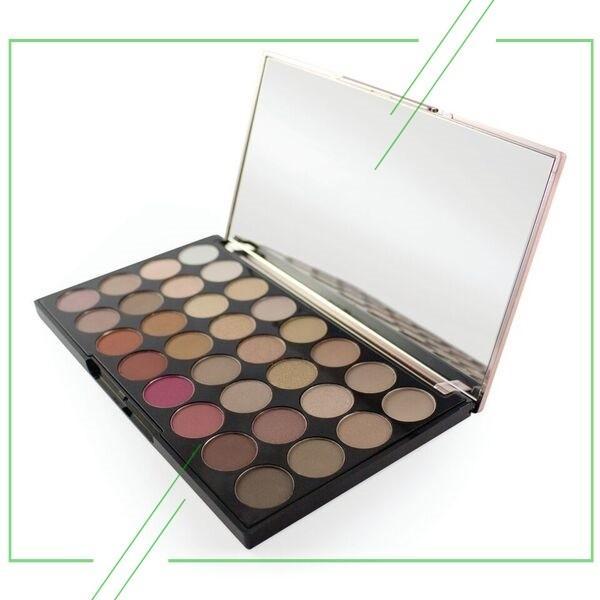 MakeUp Revolution 32 colors_result