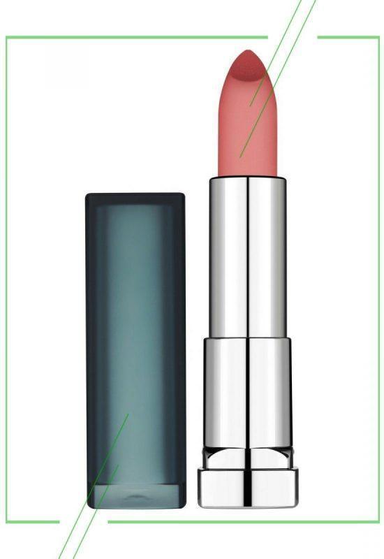 Maybelline Color Sensational Matte Nude_result