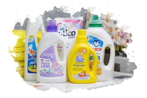 ТОП-7 лучших детских стиральных порошков: какой купить, состав, отзывы