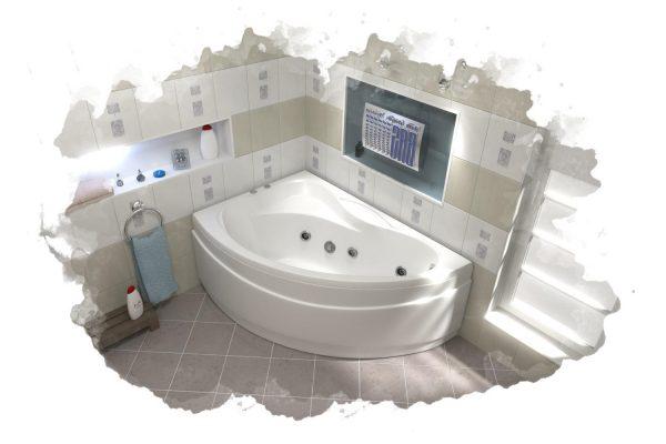 ТОП-7  лучших акриловых ванн: рейтинг производителей, плюсы и минусы, отзывы