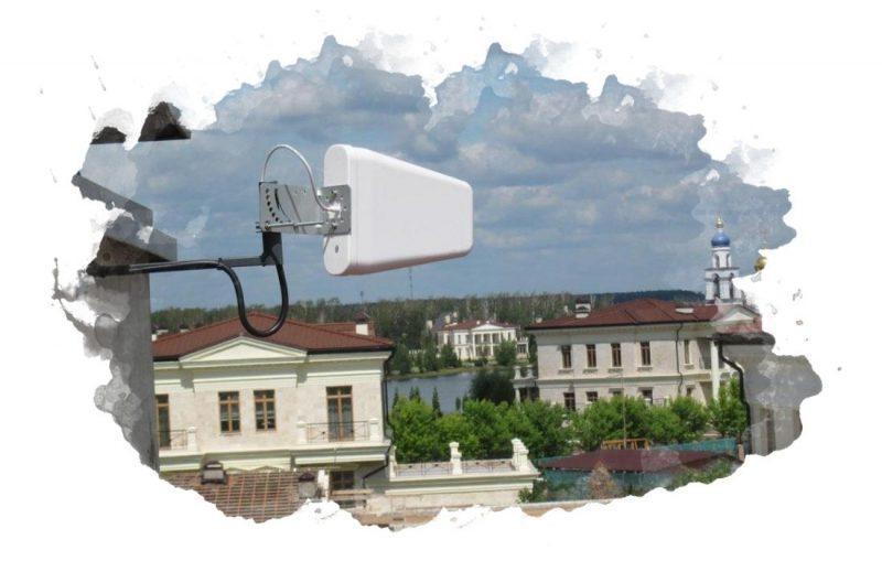 подключение усилителя сотовой связи