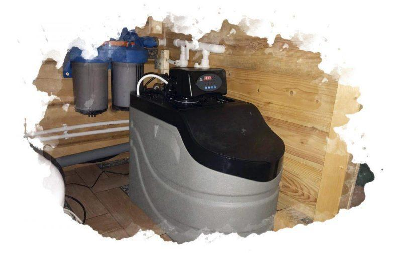 умягчитель воды для квартиры