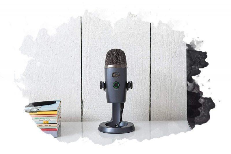 внешний вид микрофона для стриминга