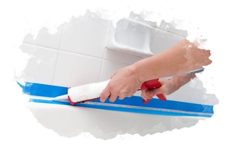 ТОП-7 лучших герметиков для ванны: как пользоваться, как удалить старый, отзывы