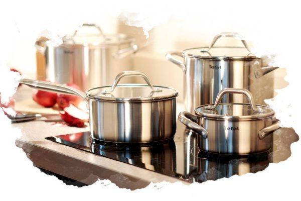 ТОП-7 лучших кастрюль для индукционной плиты: какую купить, плюсы и минусы, отзывы