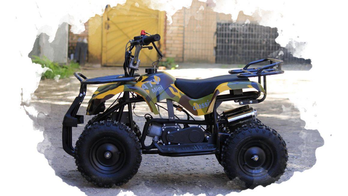 ТОП-7 лучших детских квадроциклов: на бензине, на аккумуляторе, экипировка, отзывы
