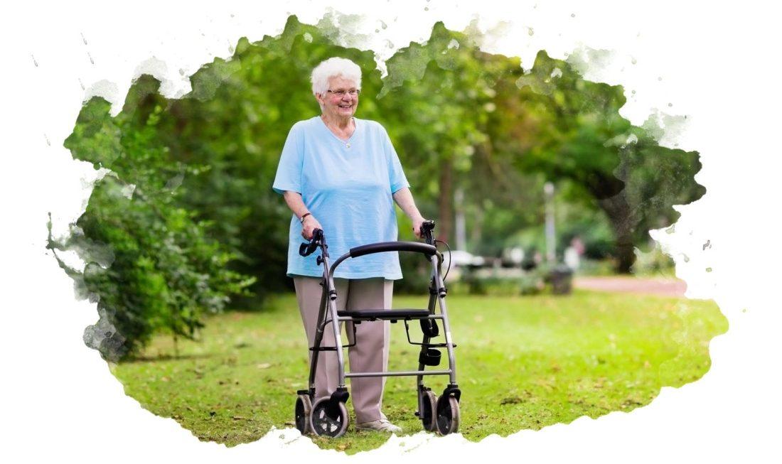 ТОП-7 лучших ходунков для пожилых людей: какие купить, виды, отзывы