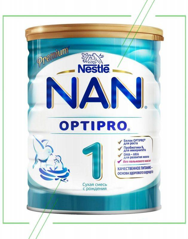 NAN (Nestle) 1 OptiPro_result