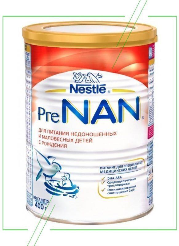 NAN Nestle Pre_result