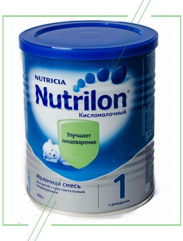 NUTRILON (NUTRICIA) 1 КИСЛОМОЛОЧНЫЙ_result