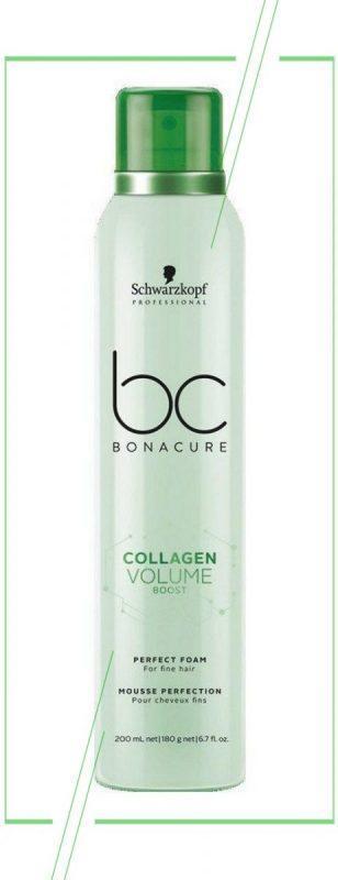 Schwarzkopf Professional BC Volume Boost Perfect Foam_result