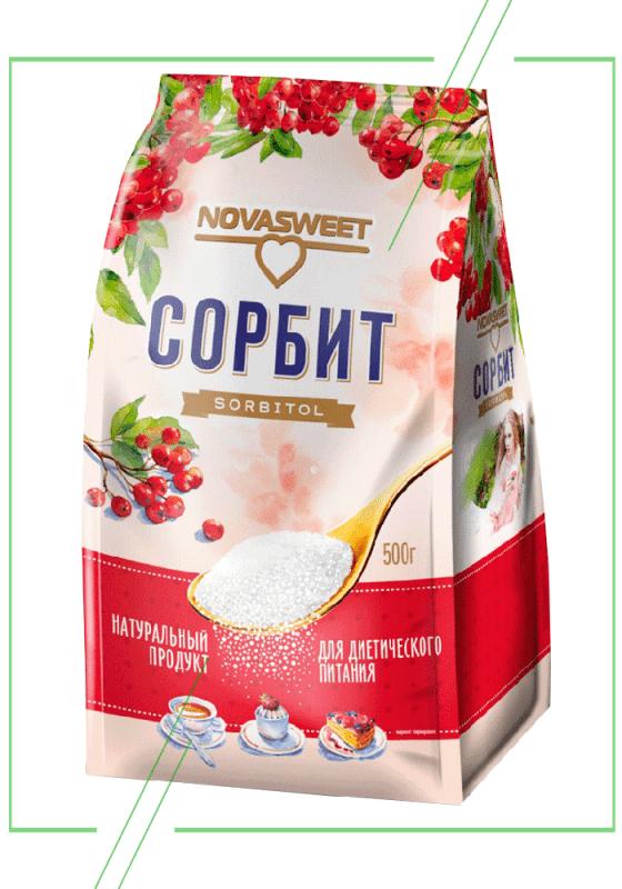 Сорбит Novasweet_result
