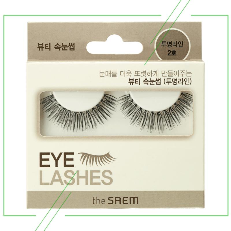 The Saem Eyelash Clear Line_result